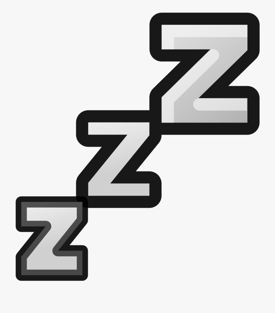 Transparent Zzz Clipart - Zzz Transparent, Transparent Clipart