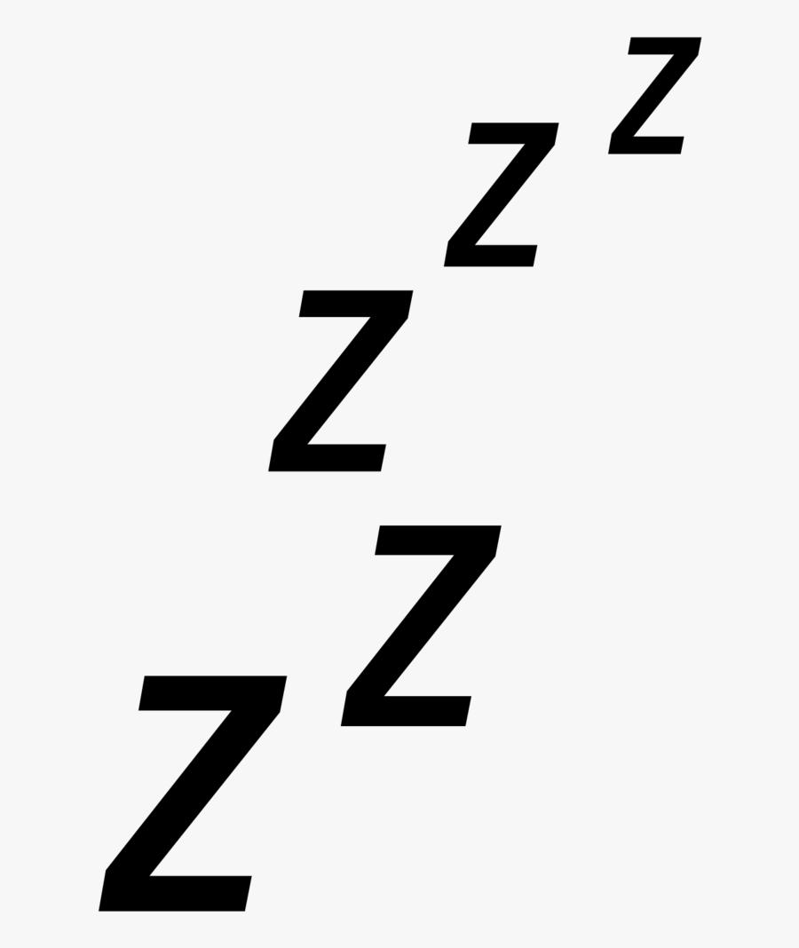 ##zzzs #zzz #zs #z #sleep #sleeping #snooze - Sleep Zzz Gif Png, Transparent Clipart