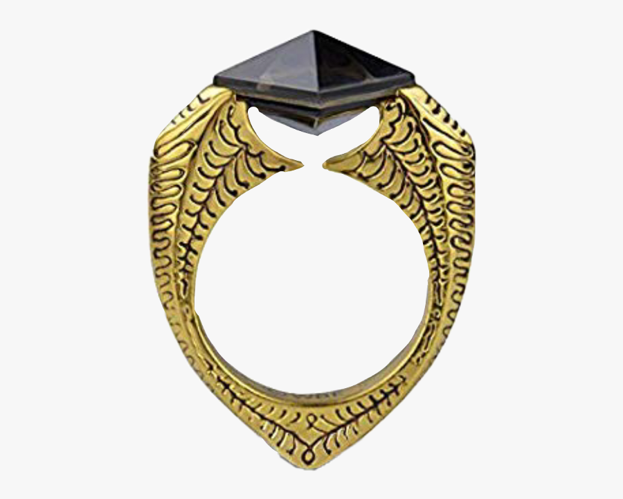 Harry Potter Horcrux Ring Clipart , Png Download - Anello Harry Potter, Transparent Clipart