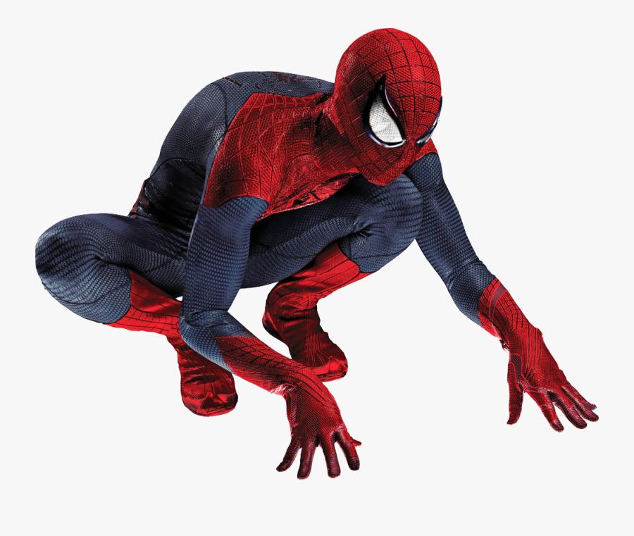 Transparent Spiderman Spider Clipart - Amazing Spiderman Fan Art, Transparent Clipart