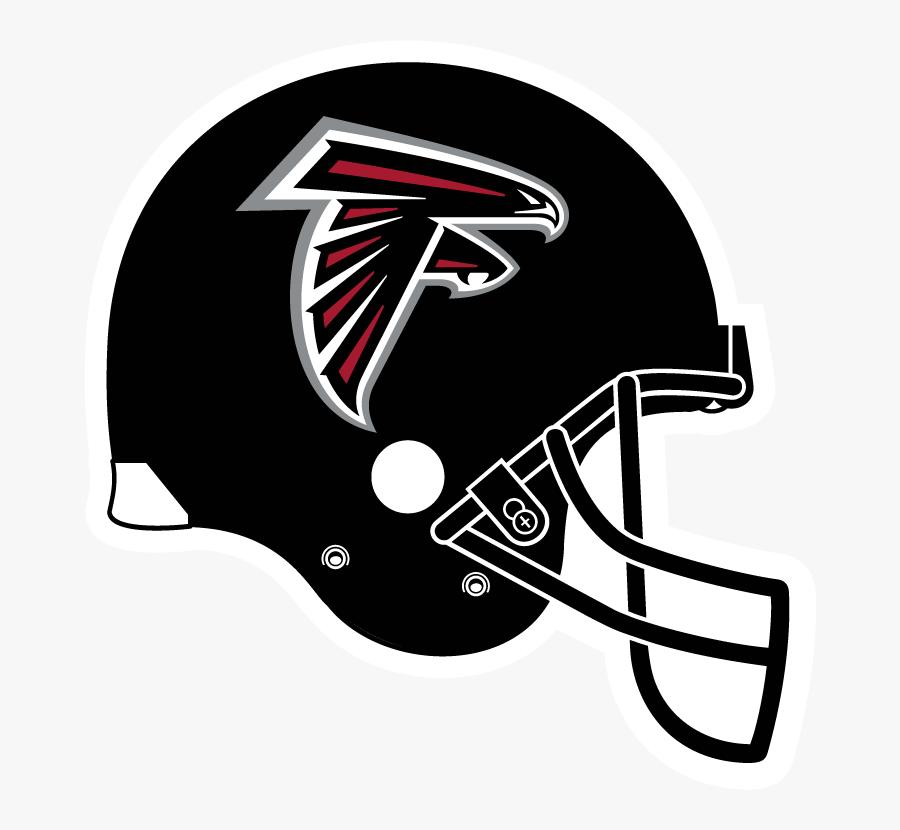 Houston Broncos Chicago Bears Falcons Nfl Denver Clipart - Falcons Vs Vikings Logo, Transparent Clipart