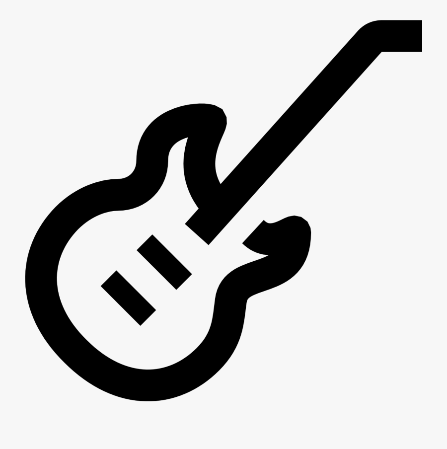 Rock Music Icon - Icono Rock Png, Transparent Clipart