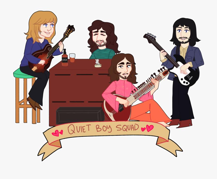 Music Clipart Rock - Led Zeppelin Transparent, Transparent Clipart