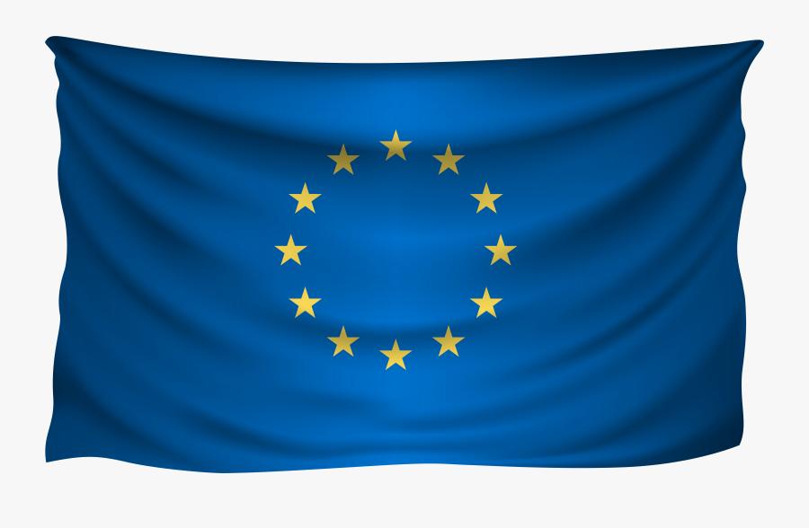 Transparent Union Jack Clipart - Flag European Union Png, Transparent Clipart