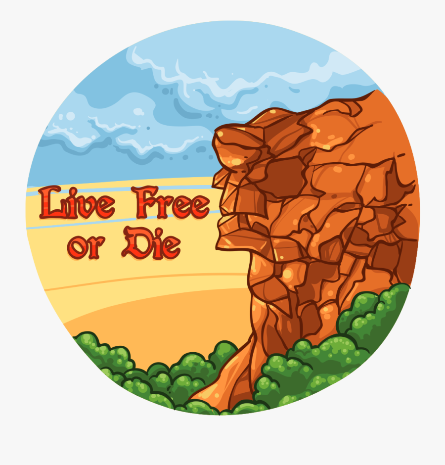 Orange Tree Cartoon Illustration S - Illustration, Transparent Clipart