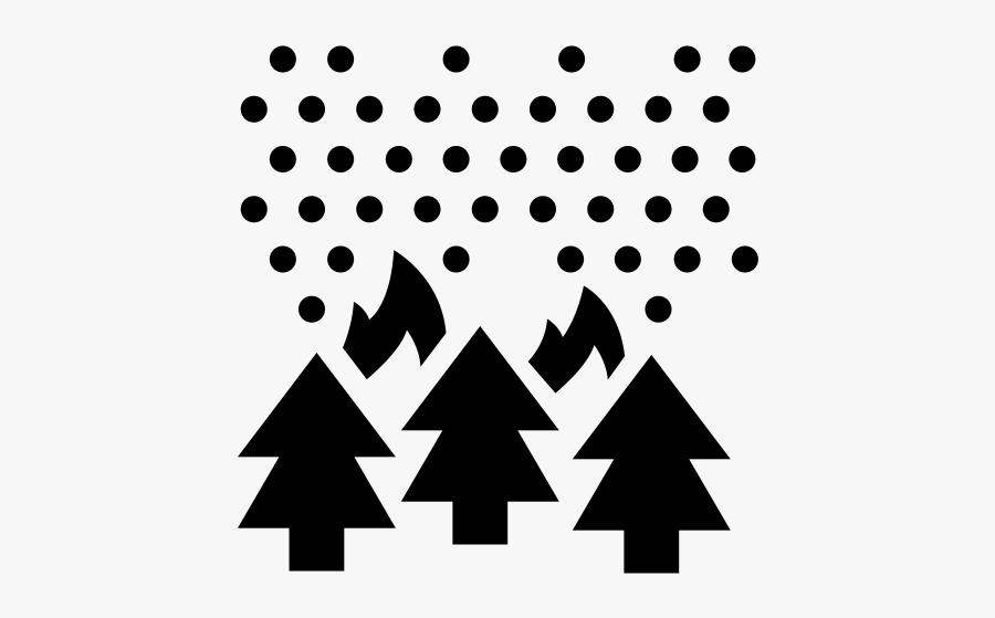 Forest Fire Clipart, Transparent Clipart