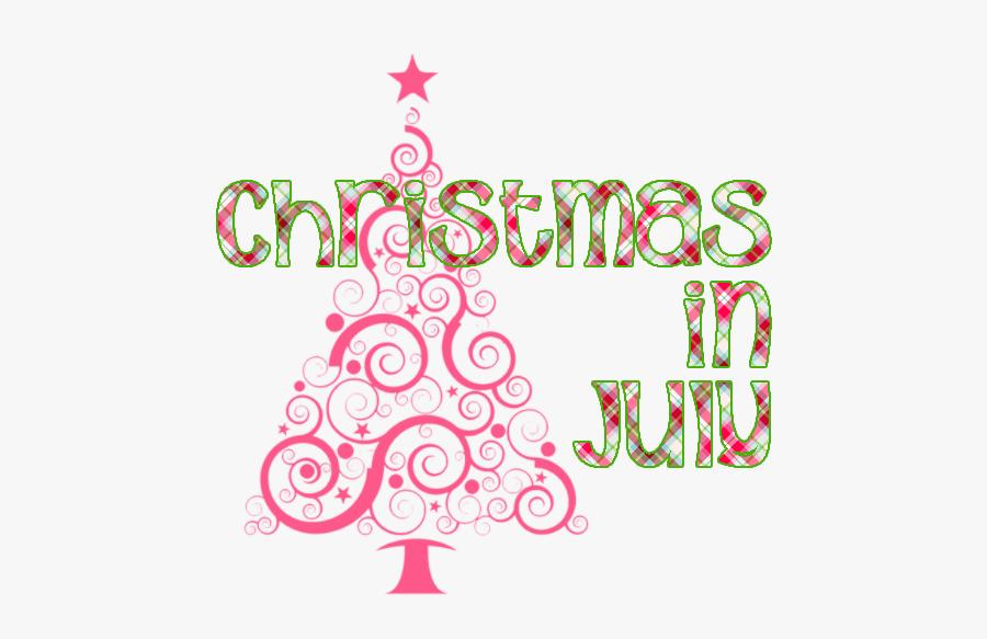 Christmas Tree Design Draw, Transparent Clipart