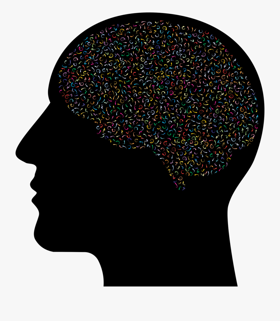 Brain, Psychology, Mind, Science, Thought, Mental - Brain On Drugs Png, Transparent Clipart