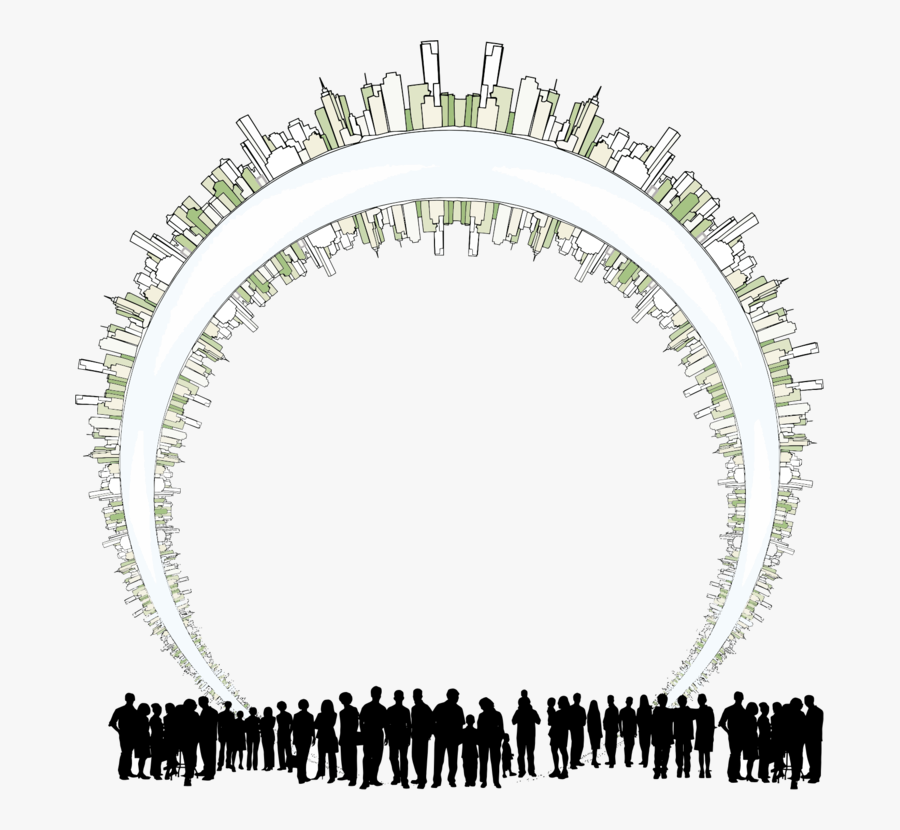 Text,tree,oval - Un World Population Expected To Rise To 9.7 Billion, Transparent Clipart