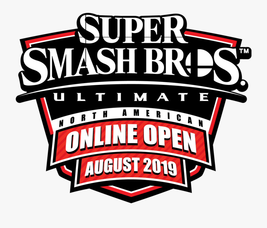 Super Smash Ultimate Online Open, Transparent Clipart