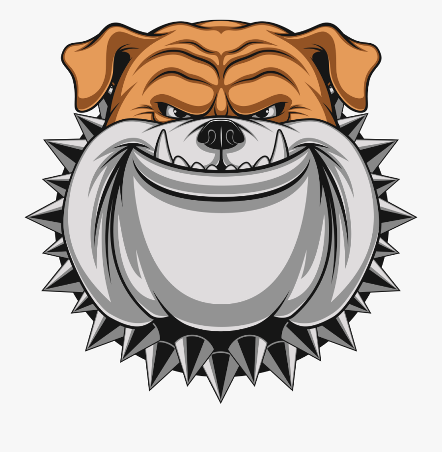Bulldog Stock Illustration Illustration - Angry Dog Vector Png, Transparent Clipart
