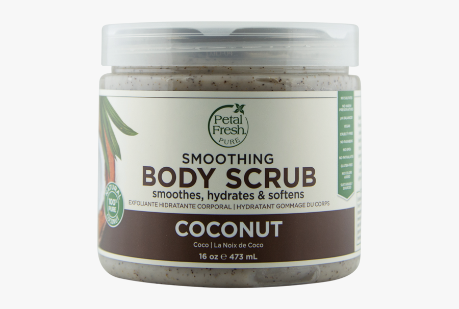 Body Scrub Png - Body Scrub For Smoothing, Transparent Clipart