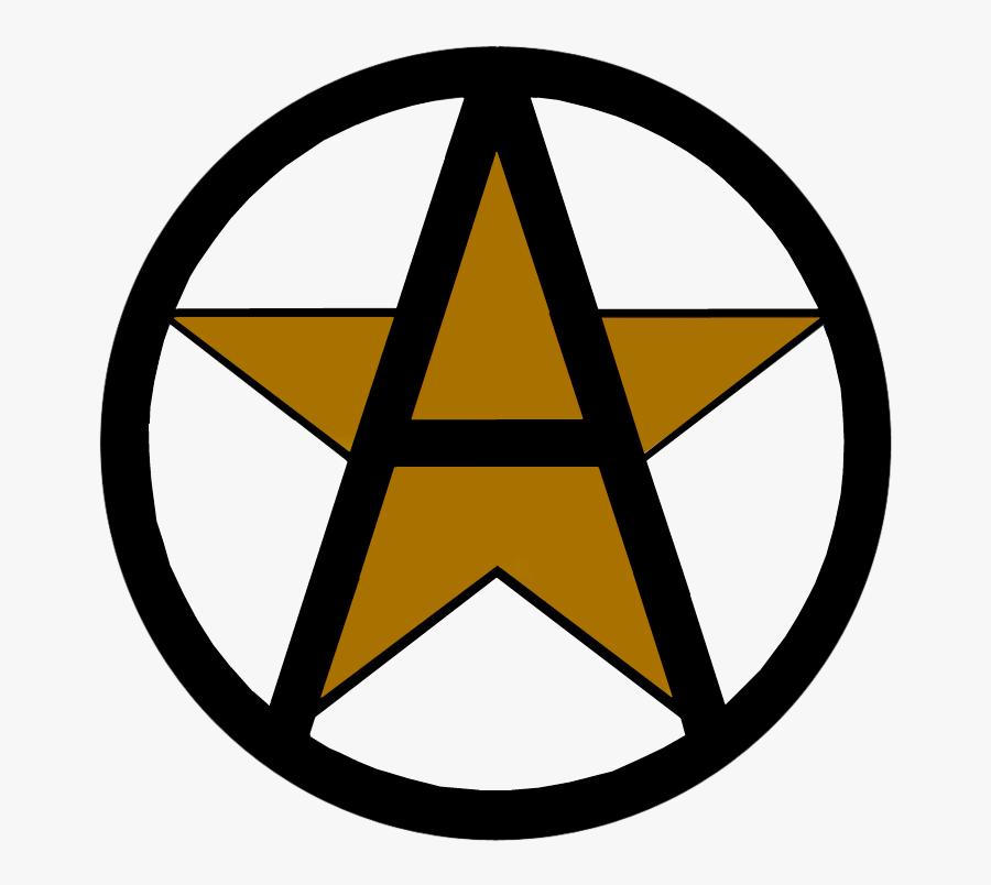 Calaveras Blanco Y Negro Tattoos Clipart , Png Download - Social Anarchism Symbol, Transparent Clipart