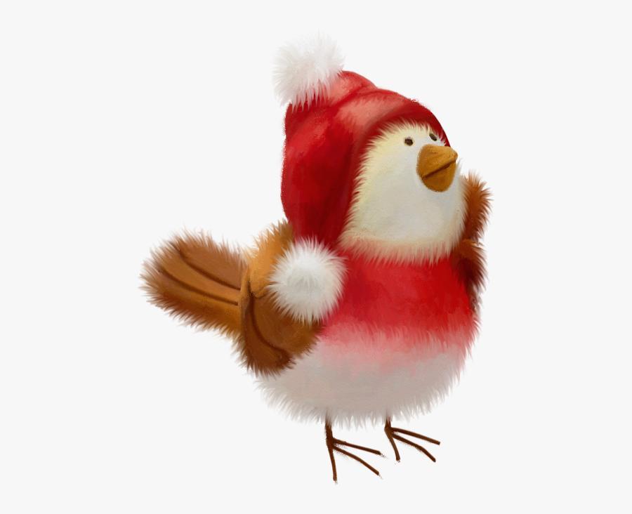 Christmas Bird, Christmas Animals, Christmas Clipart, , Png