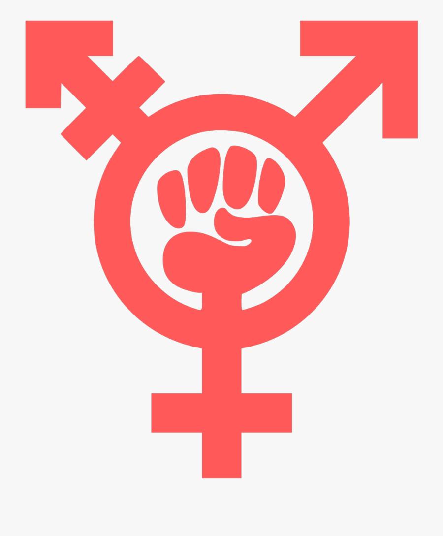 #anarchy #queer #revolution #lgbt #trans #transgender - Chimamanda Ngozi Adichie Symbol, Transparent Clipart
