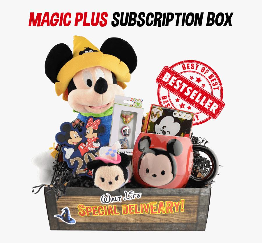 Walt Life - Disney Monthly Subscription Boxes, Transparent Clipart