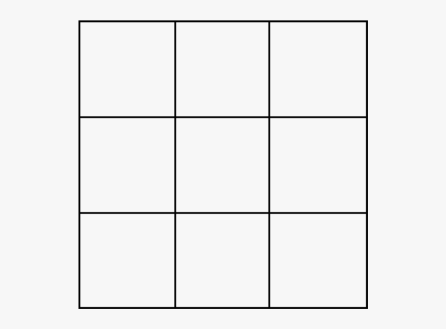Bingo Sticker Freetoedit 3x3 Square Cross Free Transparent Clipart Clipartkey