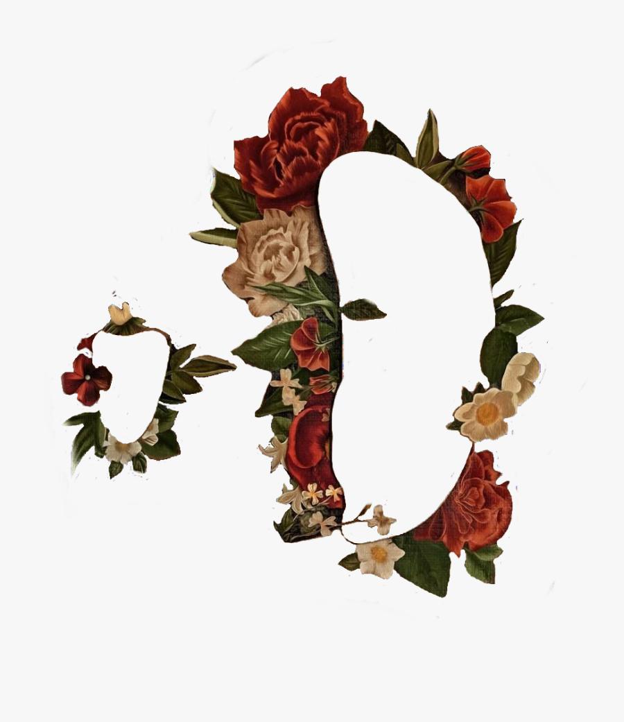 Transparent Photo Album Clipart - Shawn Mendes Flower Face, Transparent Clipart