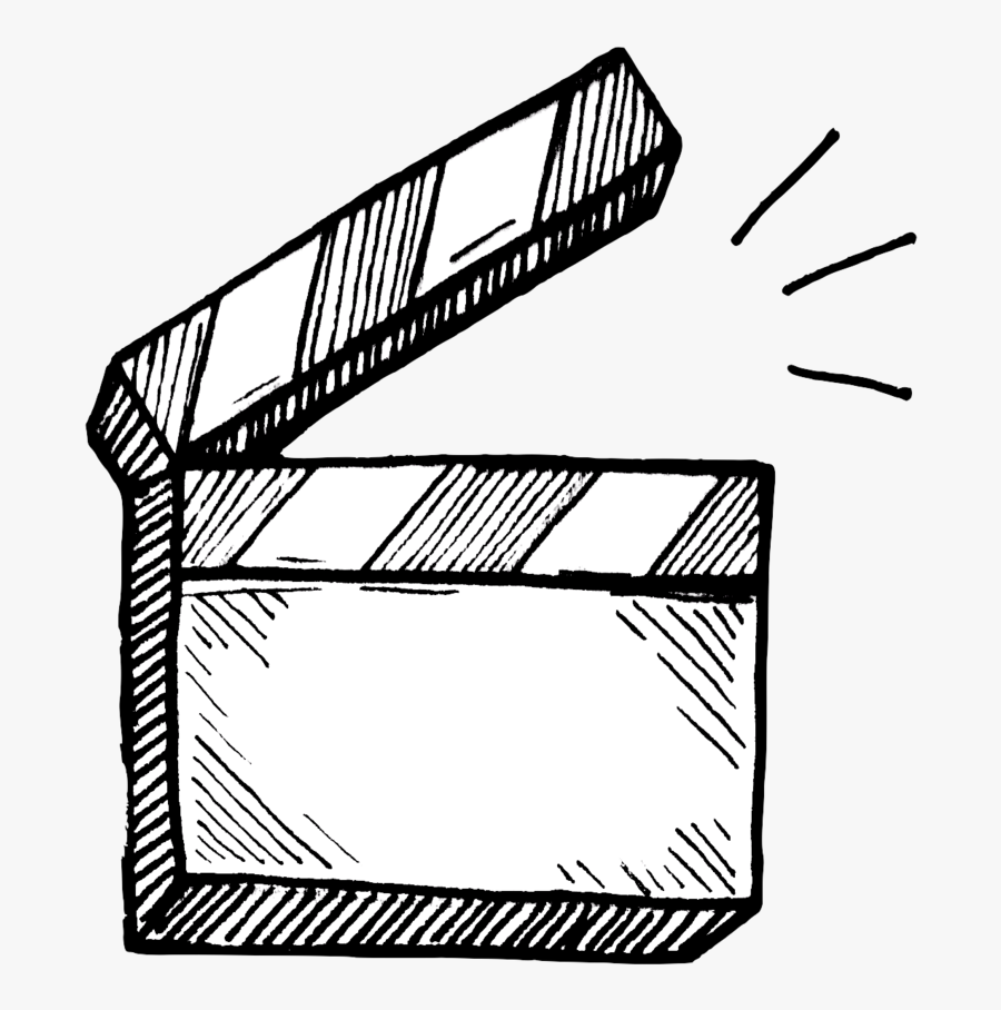 At Getdrawings Com Free For Personal Use - Clapboard Drawing Png, Transparent Clipart