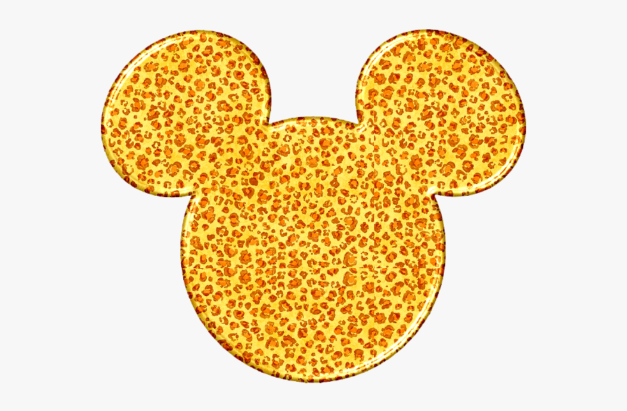 Mouse Clipart Yellow - Mickey In Animal Kingdom Clipart, Transparent Clipart