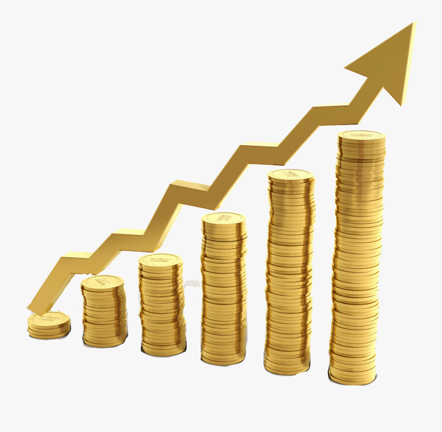 Investing Png Clipart - Money Graph Going Up , Free Transparent Clipart - ClipartKey