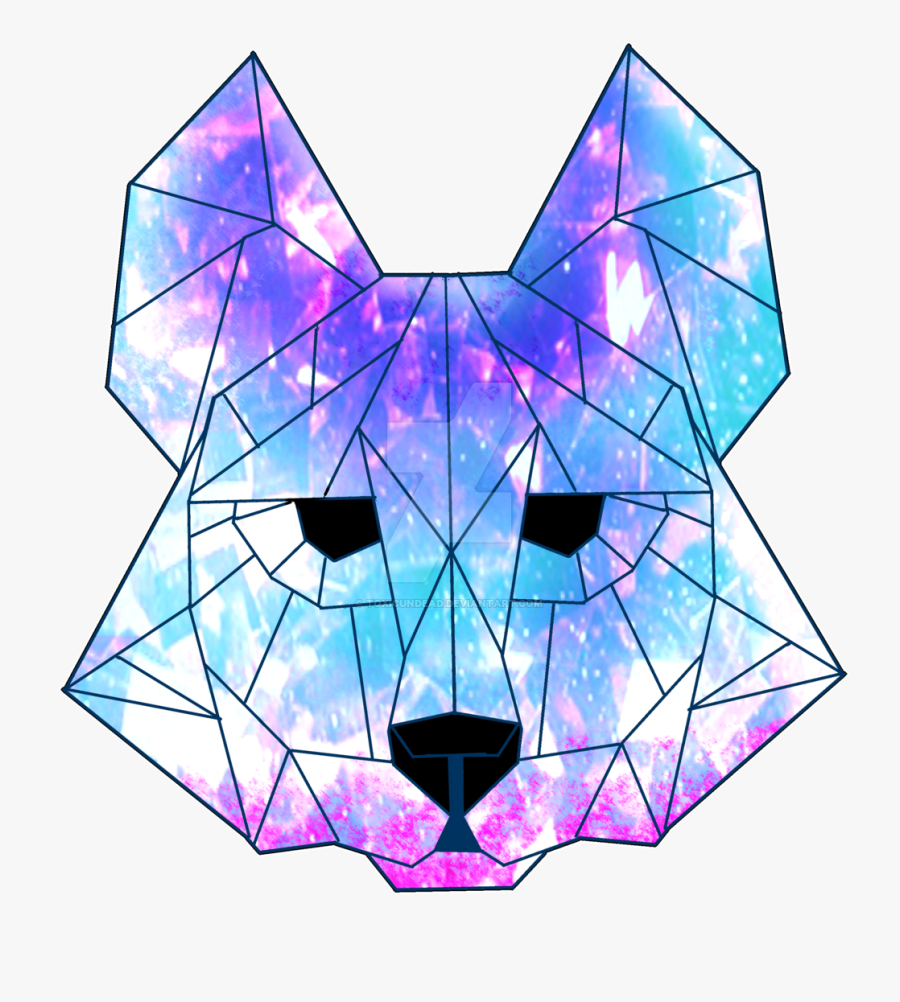 Collection Of Free Crystals Drawing Color Pencil Download - Crystal Wolf Drawing, Transparent Clipart
