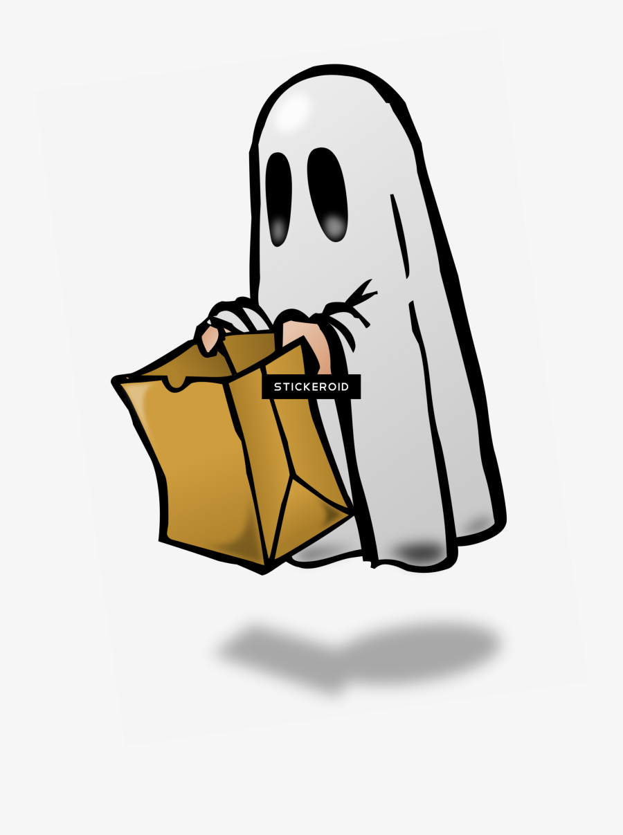 Halloween Take One Sign Clipart , Png Download - Trick Or Treat Png, Transparent Clipart
