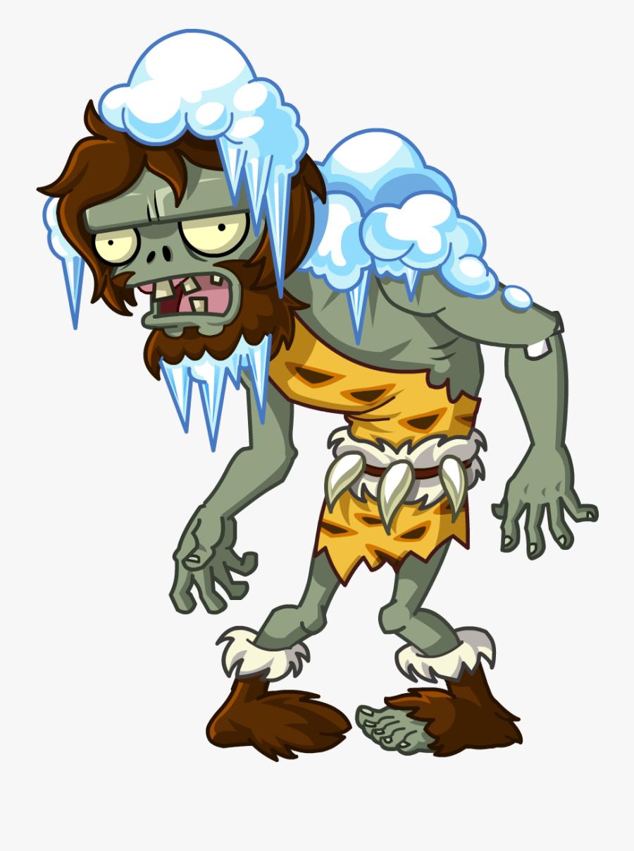 Plants Vs Zombies Zombie Characters Png - Plants Vs Zombies 2 Zombies Nuevos, Transparent Clipart