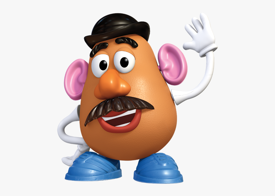 Clip Art Cara De Piranha Clipart - Mr Potato Head Happy, Transparent Clipart