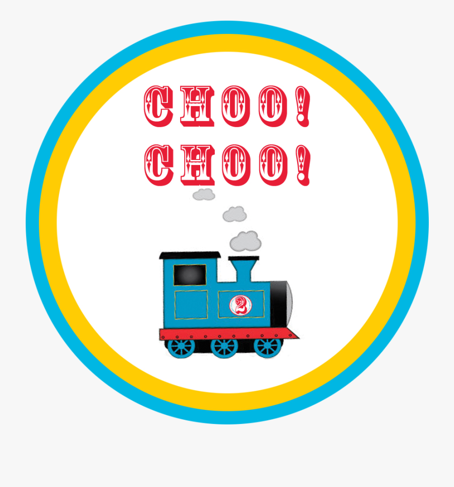 Thomas The Train Free Clipart At For Personal Transparent - Party, Transparent Clipart