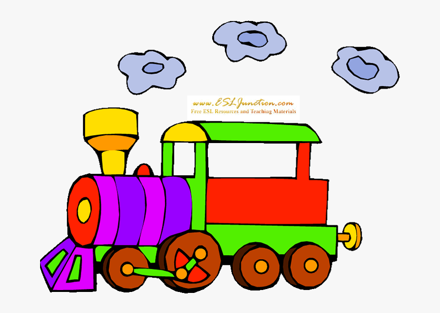 Personalized Train Engine Throw Blanket - Train For Kids, Transparent Clipart