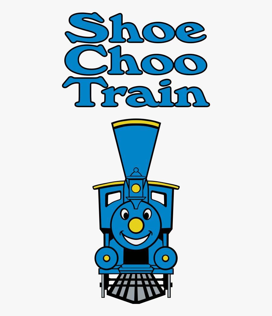 Shoechootrain - Shoe Choo Train, Transparent Clipart