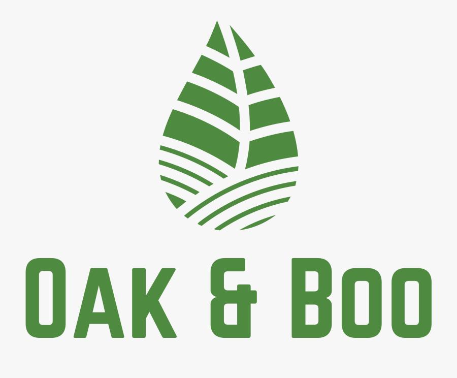 Oak & Boo - Graphic Design, Transparent Clipart