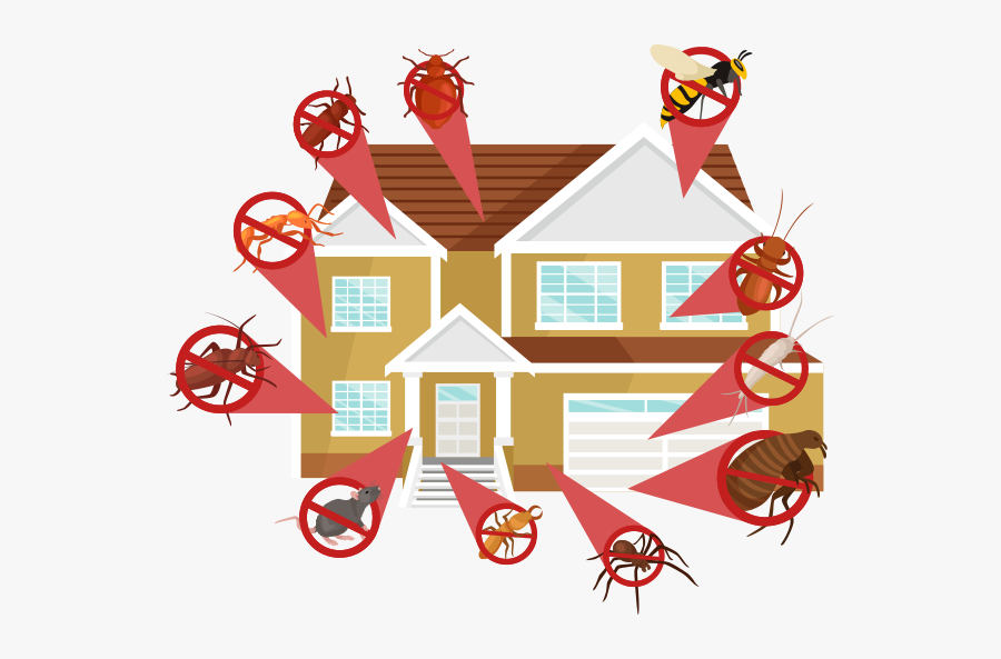Gas Clipart Insect Spray - Pest Control, Transparent Clipart
