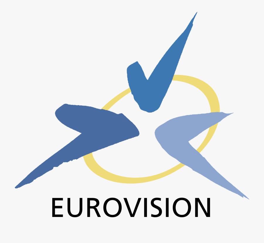 Eurovision Song Logo Png Transparent Background - European Broadcasting Union, Transparent Clipart