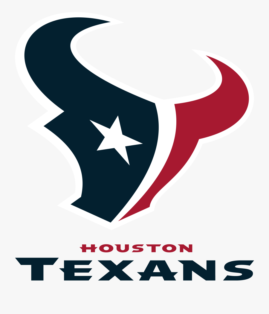 Nfl Team Logos Png - Houston Texans Official Logo, Transparent Clipart