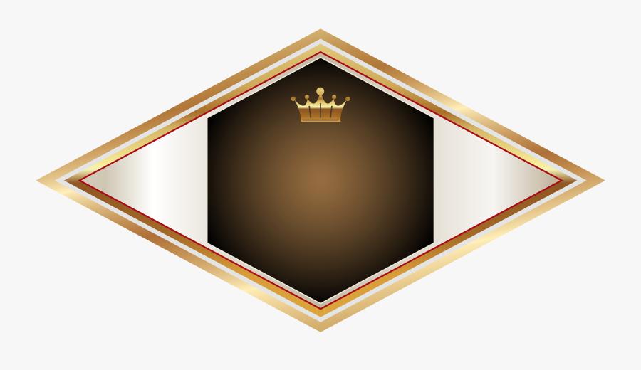 Crown Clipart Golden Crown - Png Transparent Background Gold Clipart Crown, Transparent Clipart