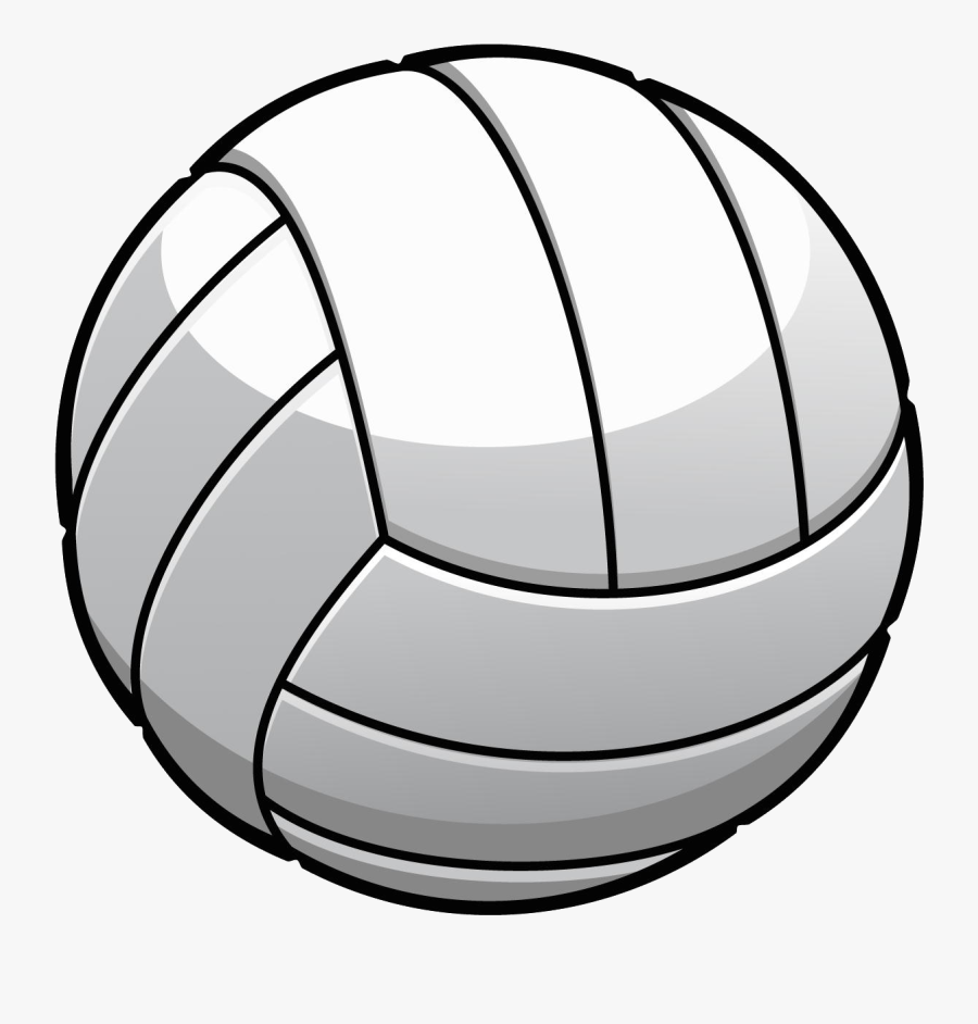 Volleyball Clipart Drawn Volleyball Png Free Transparent Clipart Clipartkey
