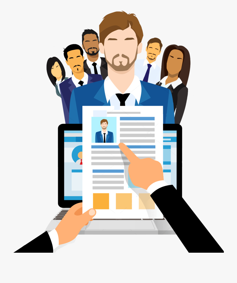 Contract Based Web Developers - Importance Of English In Job Market, Transparent Clipart