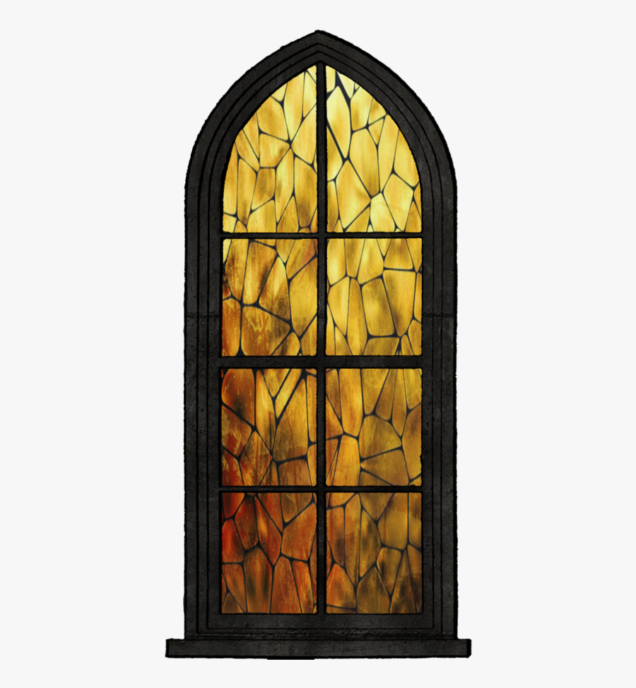 Church Window Png 3 » Png Image - Stained Glass Window Transparent, Transparent Clipart