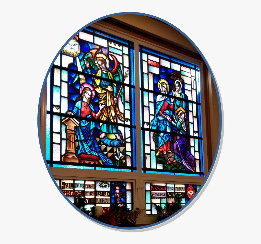 Stained Glass Windows - Stained Glass, Transparent Clipart