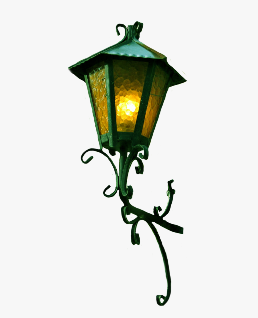 Free Clipart Lamp Pictures - Transparent Street Light In Png, Transparent Clipart