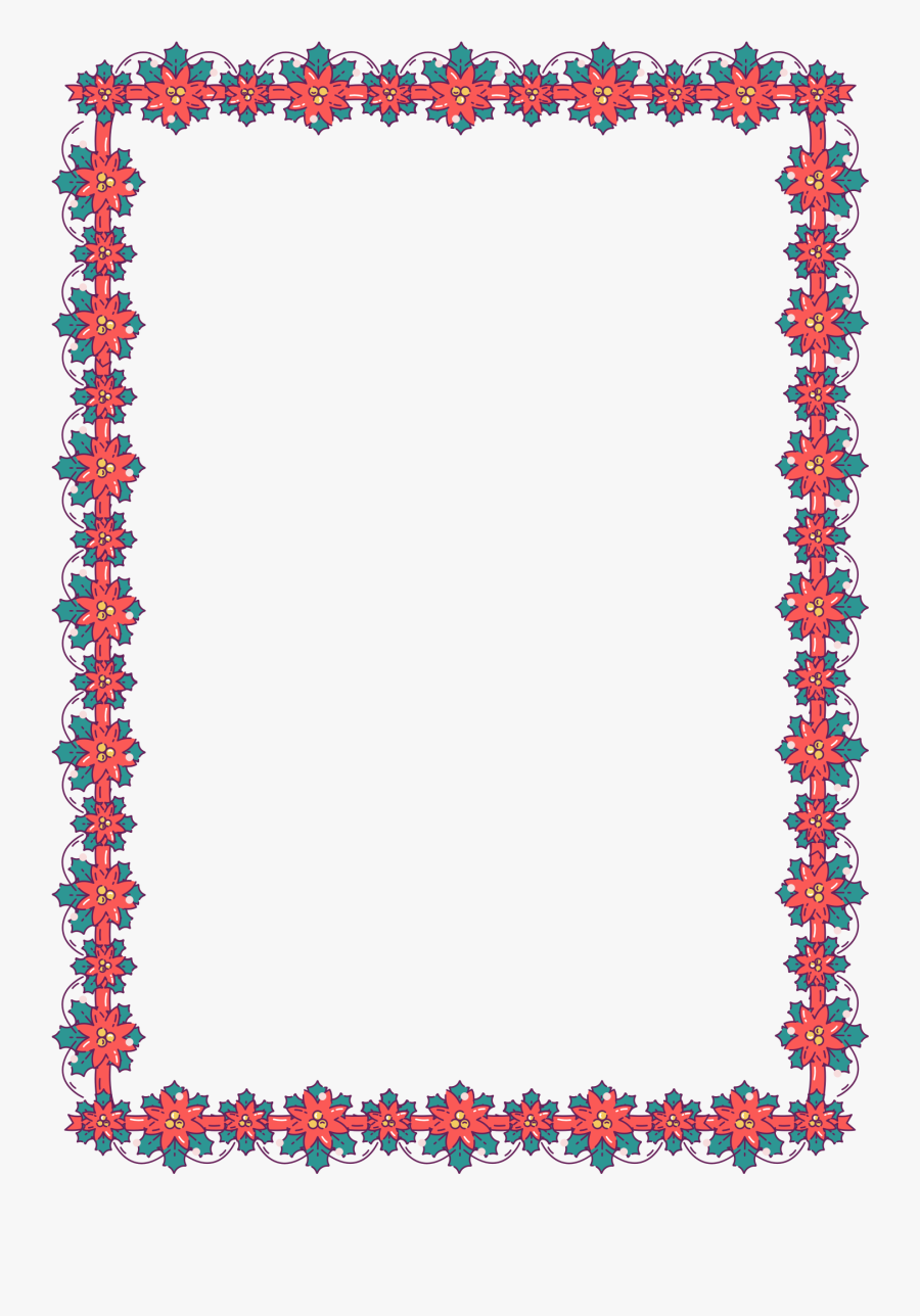 Playing Card Suits Border, Transparent Clipart