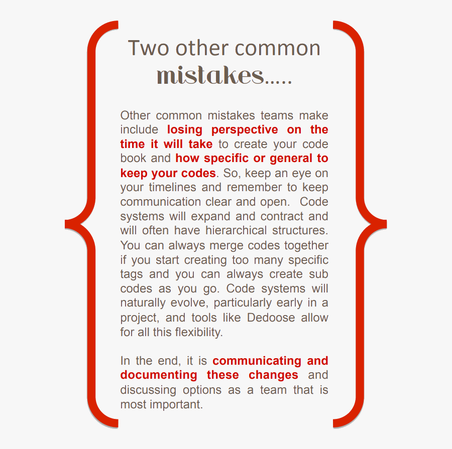 Other Common Mistakes Teams Make - Circle, Transparent Clipart