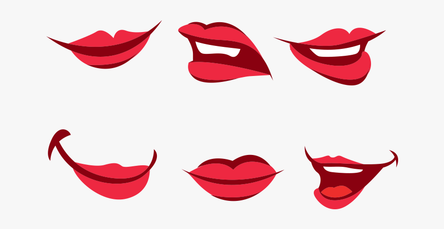 Lips Clipart Pursed Lip Cartoon Mouth For Girls Free Transparent Clipart Clipartkey
