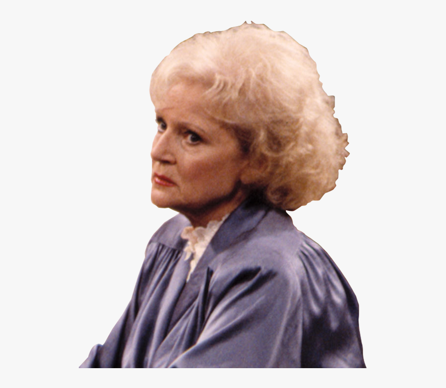 St Olaf Golden Girls Quotes - Betty White Transparent Background, Transparent Clipart