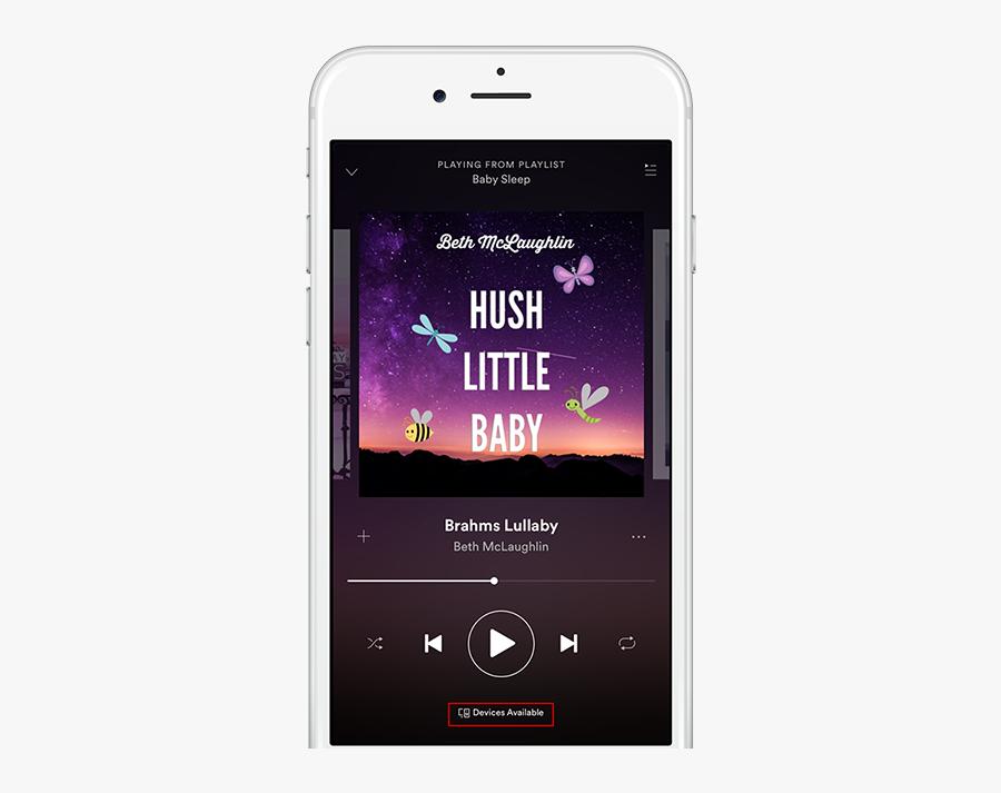Jooki - Spotify Phone Png, Transparent Clipart