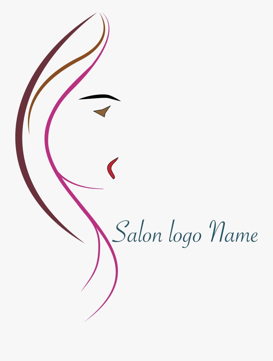 Transparent Hair Salon Logo Png Hair En Beauty Logo Free Transparent Clipart Clipartkey