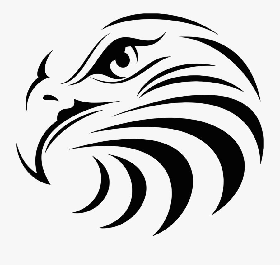 Bald Eagle Manly Warringah Sea Eagles White-tailed - Eagle Silhouette, Transparent Clipart