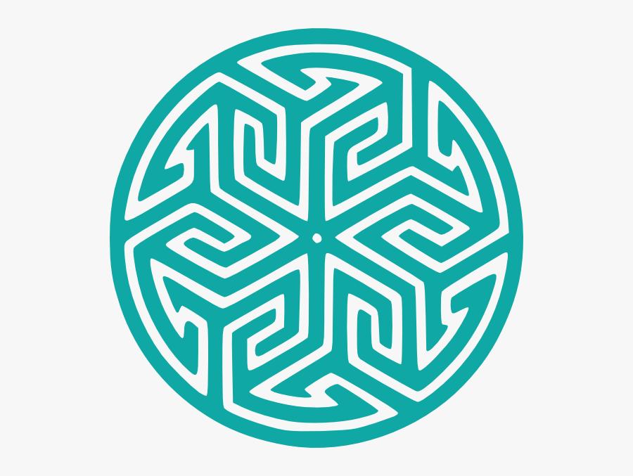 Islamic Art Logo Vector, Transparent Clipart